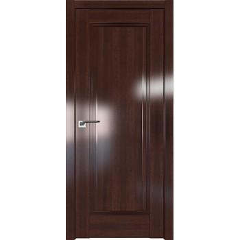 Дверь Профиль дорс 64X Орех сиена - глухая