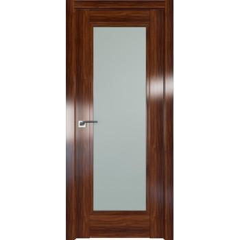Дверь Профиль дорс 65X Орех амари - со стеклом