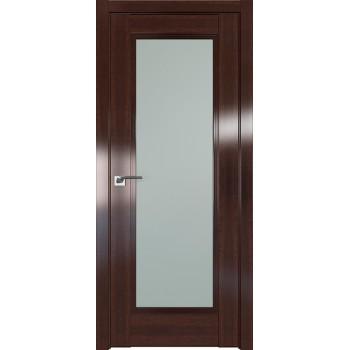 Дверь Профиль дорс 65X Орех сиена - со стеклом