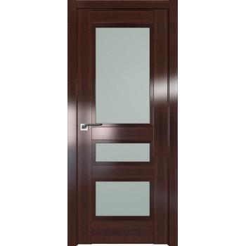 Дверь Профиль дорс 69X Орех сиена - со стеклом