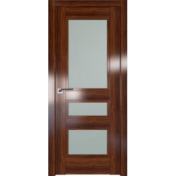 Дверь Профиль дорс 69X Орех амари - со стеклом