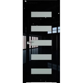 Дверь Профиль дорс 29L Черный люкс - со стеклом
