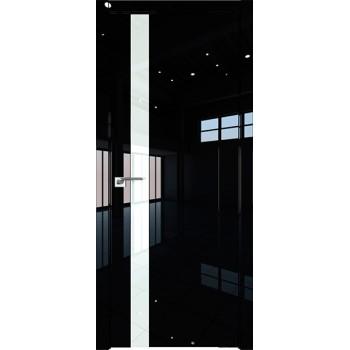 Дверь Профиль дорс 62L Черный люкс - со стеклом