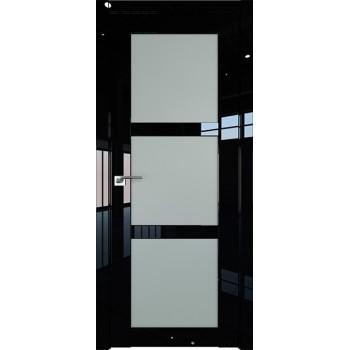 Дверь Профиль дорс 2.13L Черный люкс - со стеклом