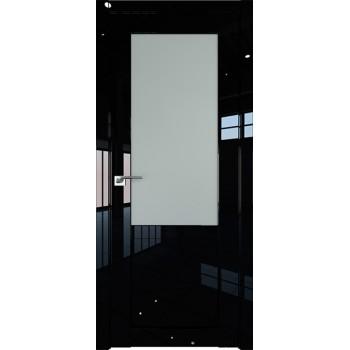 Дверь Профиль дорс 2.17L Черный люкс - со стеклом