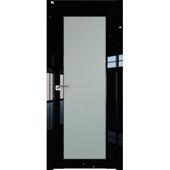 Дверь Профиль дорс 2.19L Черный люкс - со стеклом