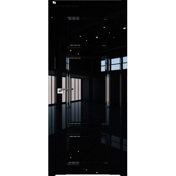 Дверь Профиль дорс 2.104L Черный люкс - глухая