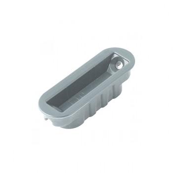 Ответная планка для магнитного замка Morelli W7 PC/SC Серый