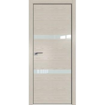 Дверь Профиль дорс 30NK Дуб скай беленый - со стеклом