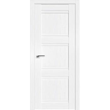 Дверь Профиль дорс 3X Пекан белый - глухая