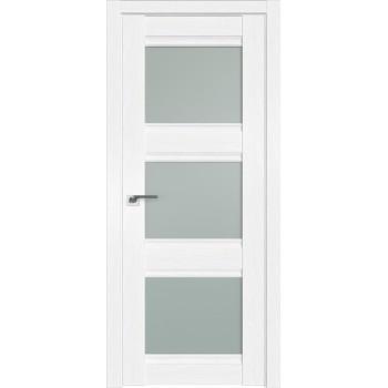 Дверь Профиль дорс 4X Пекан белый - со стеклом