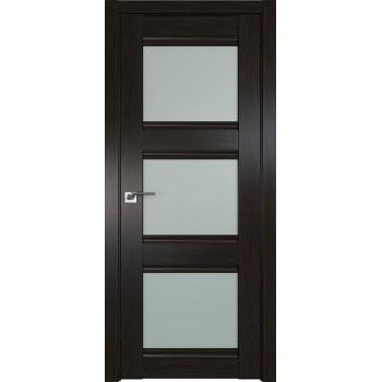 Дверь Профиль дорс 4X Пекан темный - со стеклом