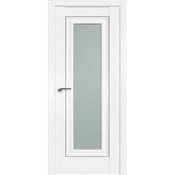 Дверь Профиль дорс 24X Пекан белый - со стеклом