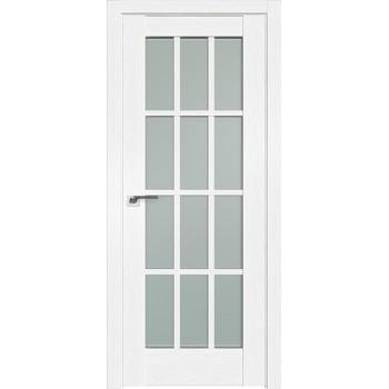 Дверь Профиль дорс 102X Пекан белый - со стеклом