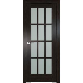 Дверь Профиль дорс 102X Пекан темный - со стеклом