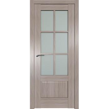 Дверь Профиль дорс 103X Орех пекан - со стеклом