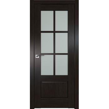 Дверь Профиль дорс 103X Пекан темный - со стеклом