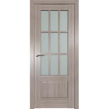 Дверь Профиль дорс 104X Орех пекан - со стеклом
