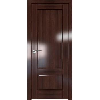 Дверь Профиль дорс 105X Орех сиена - глухая