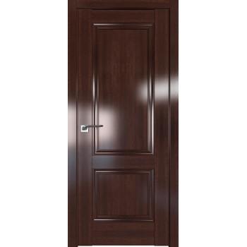 Дверь Профиль дорс 2.36X Орех сиена - глухая