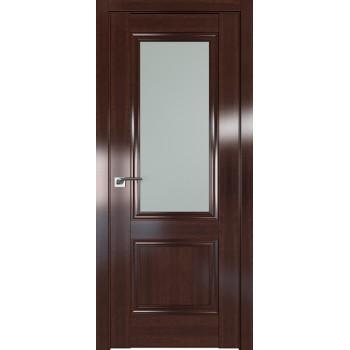 Дверь Профиль дорс 2.37X Орех сиена - со стеклом