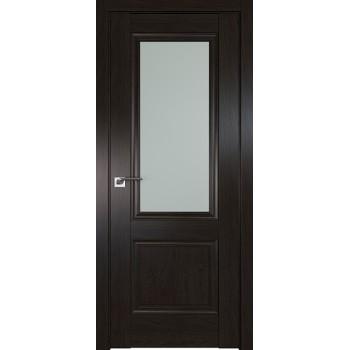 Дверь Профиль дорс 2.37X Пекан темный - со стеклом