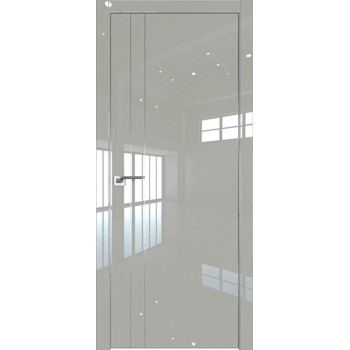 Дверь Профиль дорс 42LK Галька люкс - глухая