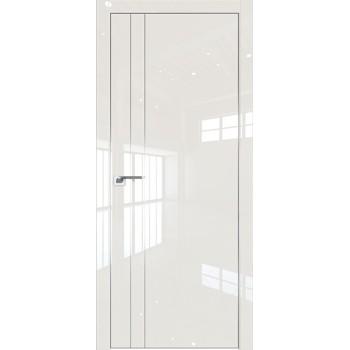 Дверь Профиль дорс 42LK Магнолия люкс - глухая
