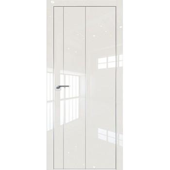Дверь Профиль дорс 43LK Магнолия люкс - глухая