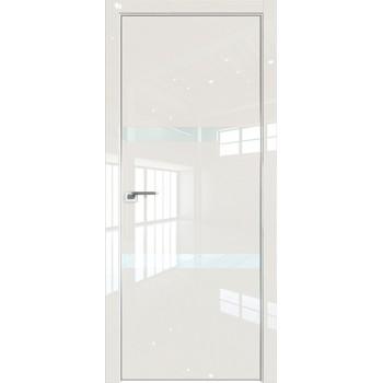 Дверь Профиль дорс 30LK Магнолия люкс - со стеклом