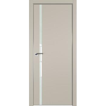 Дверь профиль дорс 22Е Шеллгрей - со стеклом