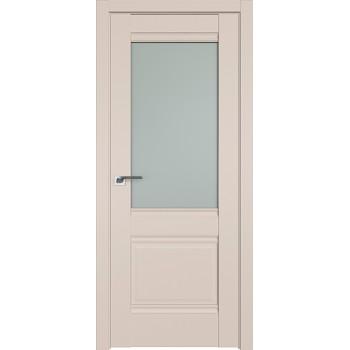 Дверь Профиль Дорс 2U Санд - со стеклом