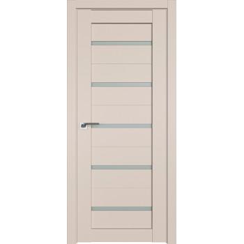 Дверь Профиль Дорс 7U Санд - со стеклом