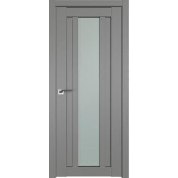 Дверь Профиль Дорс 16U Грей - со стеклом