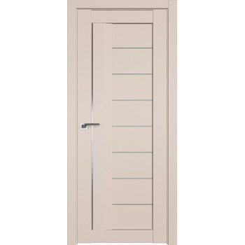 Дверь Профиль дорс 17U Санд - со стеклом
