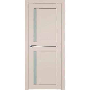 Дверь Профиль дорс 19U Санд - со стеклом
