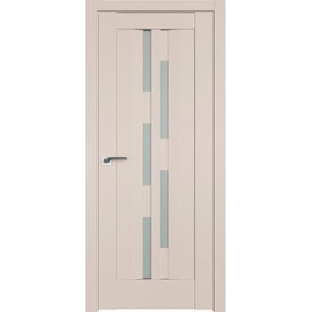Дверь Профиль дорс 30U Санд - со стеклом