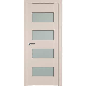 Дверь Профиль дорс 46U Санд - со стеклом
