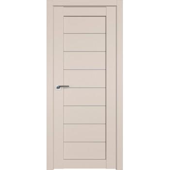 Дверь Профиль дорс 71U Санд - со стеклом