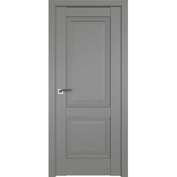 Дверь Профиль дорс 80U Грей - глухая