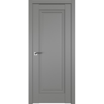 Дверь Профиль дорс 84U Грей - глухая