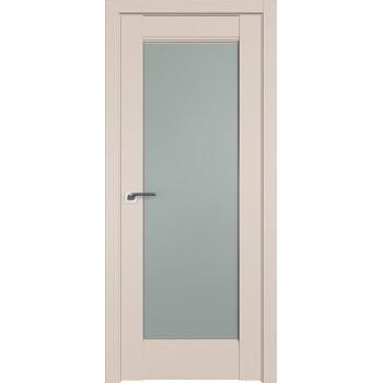 Дверь Профиль дорс 107U Санд - со стеклом