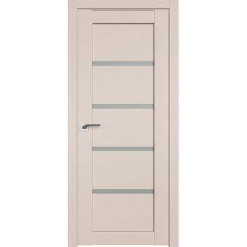 Дверь Профиль дорс 2.09U Санд - со стеклом