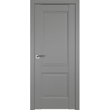Дверь Профиль дорс 2.41U Грей - глухая