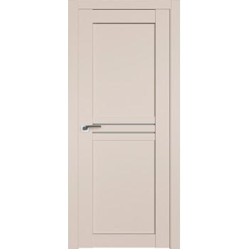 Дверь Профиль дорс 2.55U Санд - со стеклом