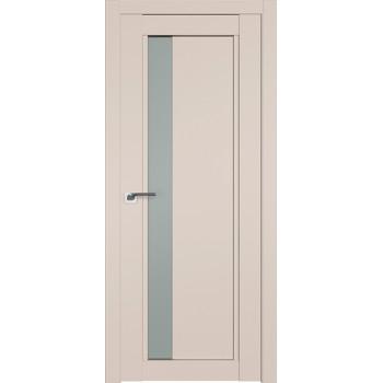 Дверь Профиль дорс 2.71U Санд - со стеклом