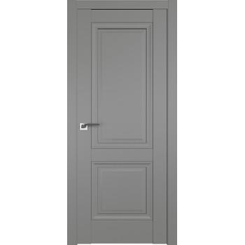 Дверь Профиль дорс 2.112U Грей - глухая