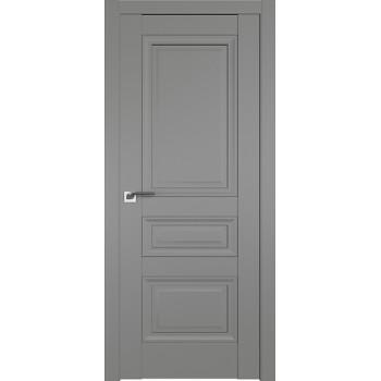 Дверь Профиль дорс 2.114U Грей - глухая