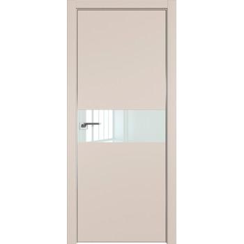 Дверь профиль дорс 4Е Санд - со стеклом