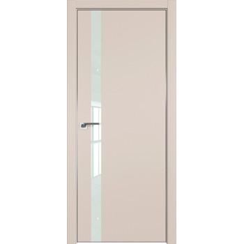 Дверь профиль дорс 6Е Санд - со стеклом